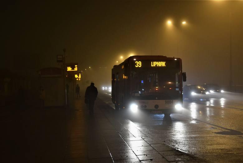 Smog w Lublinie