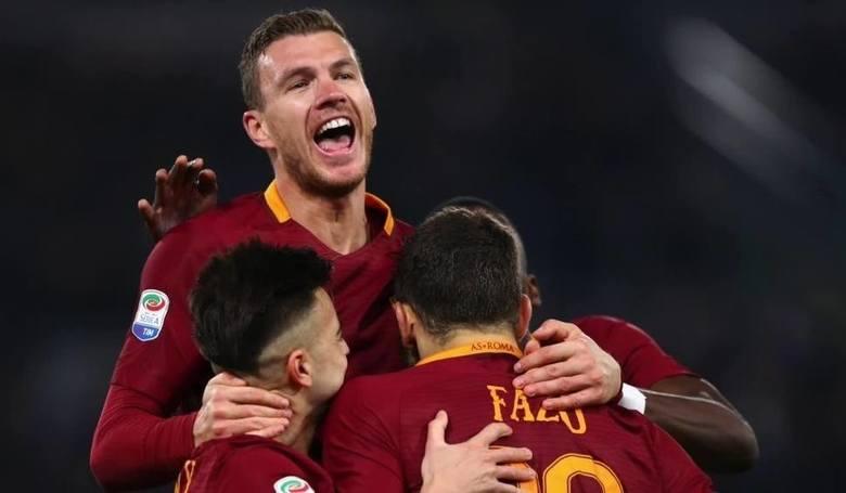 Piłkarze AS Romy w Lidze Mistrzów