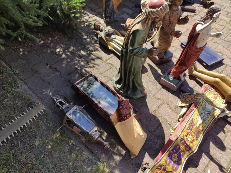 Kradzież zabytków i handel podrobionymi dziełami sztuki. Nieznana historia Muzeum Podlaskiego