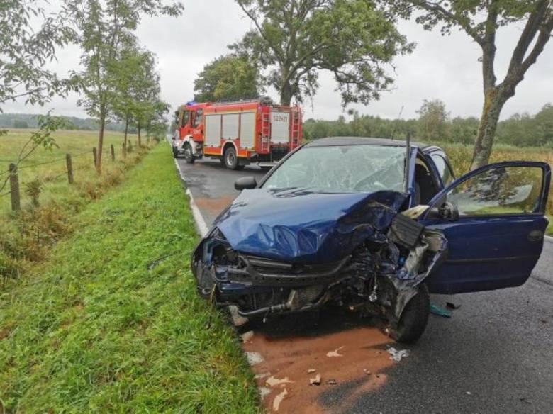 We wtorek do tragicznego wypadku doszło na drodze wojewódzkiej 205 w okolicach Darłowa.Samochód osobowy zjechał z drogi i uderzył w przydrożne drzewo.