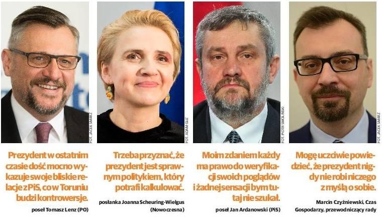 """Prezydent Zaleski w drużynie Gowina? Nie milkną echa po konwencji partii """"Porozumienie"""""""