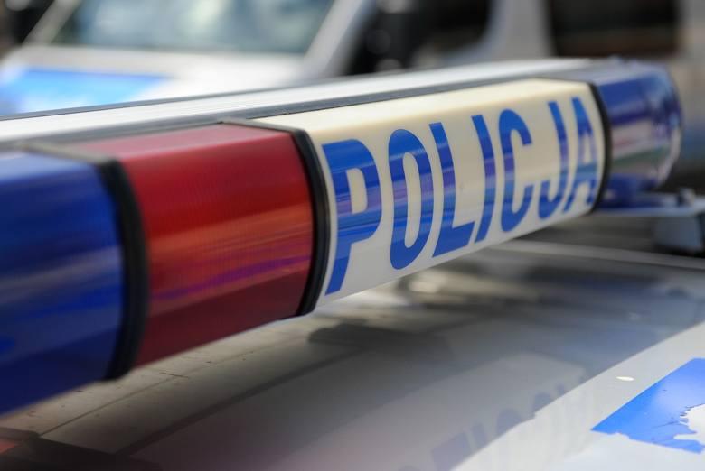 Na krajowej 28 w miejscowości Wujskie zderzyli się dwaj motocykliści