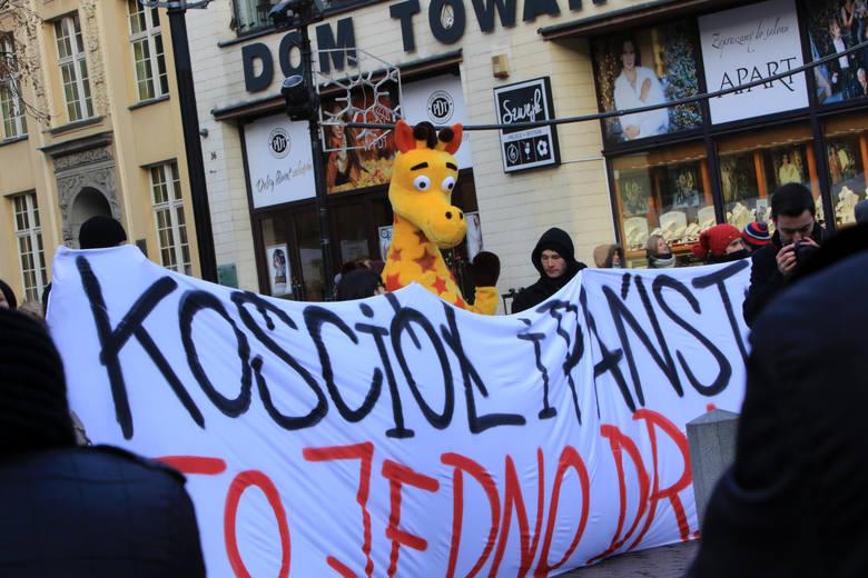 25 lat Radia Maryja i Polska Laicka protestująca [zdjęcia, wideo]