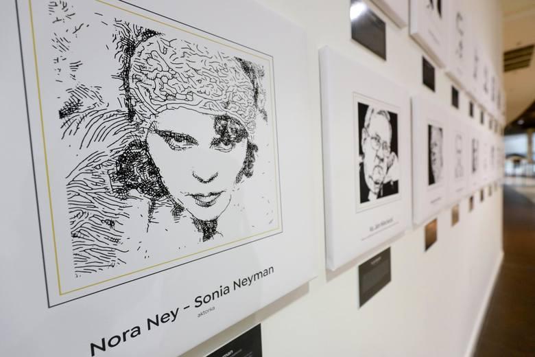 W Galerii Alfa można oglądać wystawę o ludziach białostockiego 100-lecia (zdjęcia)