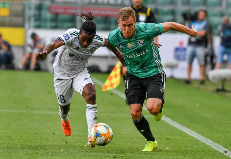 Legia zwyciężyła w Atenach i awansowała do fazy play-off LE