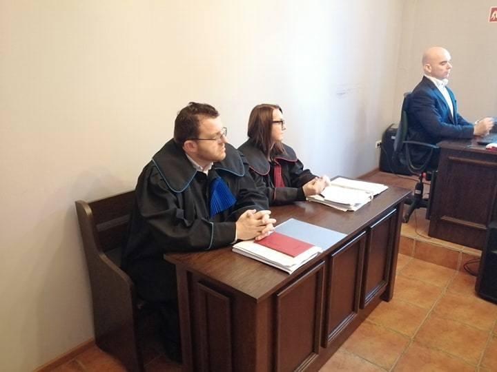 W sądzie w Środzie Wielkopolskiej trwa proces Łukasza J., byłego trenera Kotwicy Kórnik, który miał molestować dwie piłkarki