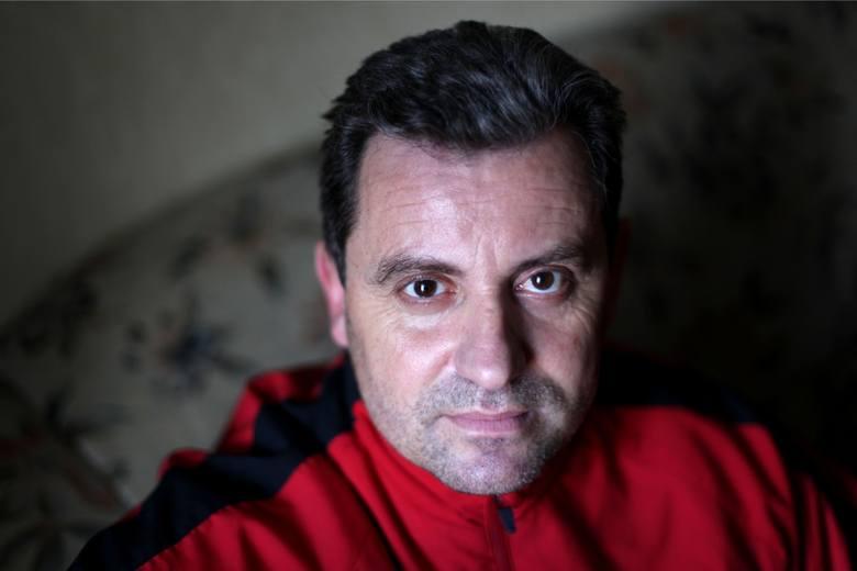 """W Wiśle: 1974-1982, 1985 i 1986. Dwukrotnie wracał do """"Białej Gwiazdy"""": najpierw po grze w Gwardii Koszalin, a potem występach w T"""