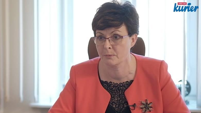 Teresa Misiuk, Lubelski Kurator Oświaty