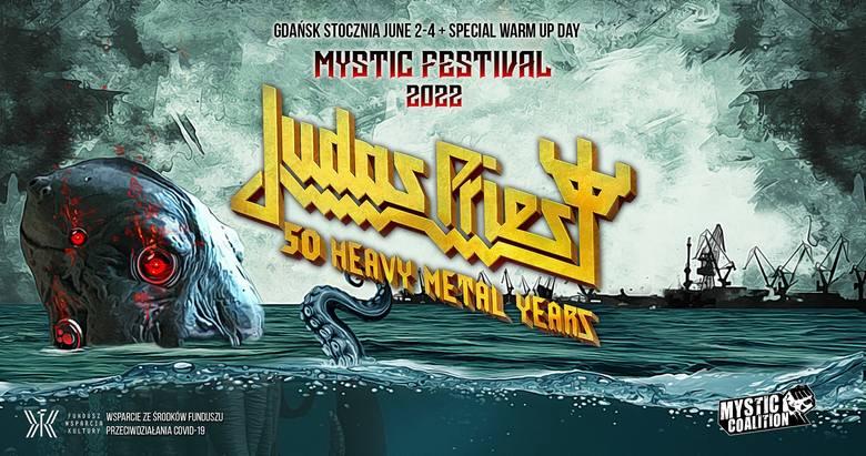 Mystic Festival ma odbyć się w 2022 roku w Gdańsku