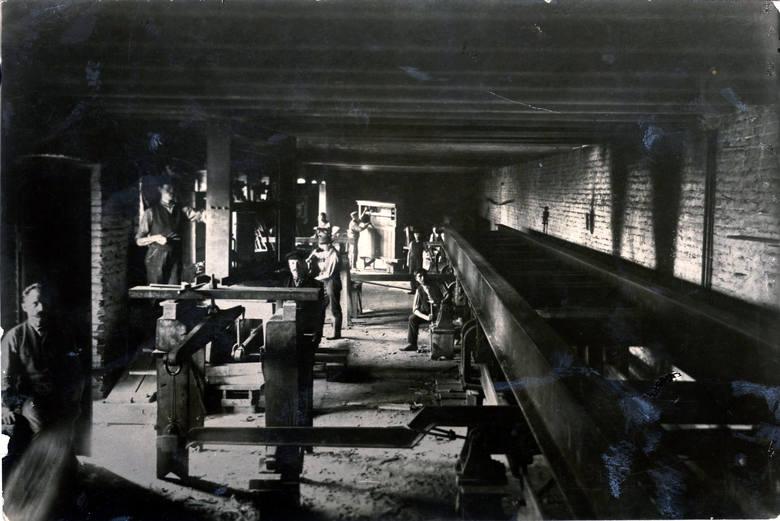 Fabryka pana Hessa, który nie przepadał za palaczami