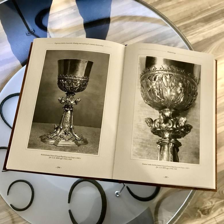 Jakie były prawdopodobne losy skarbca kamieńskiej katedry? Dowiemy się o tym z najnowszej książki Marka Łuczaka