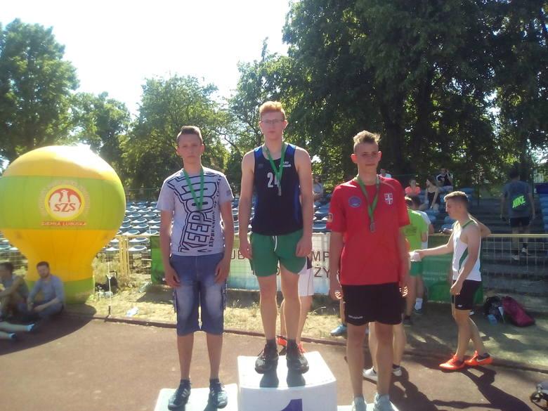 Finał Lubuskiej Olimpiady Młodzieży, 29 maja, Zielona Góra
