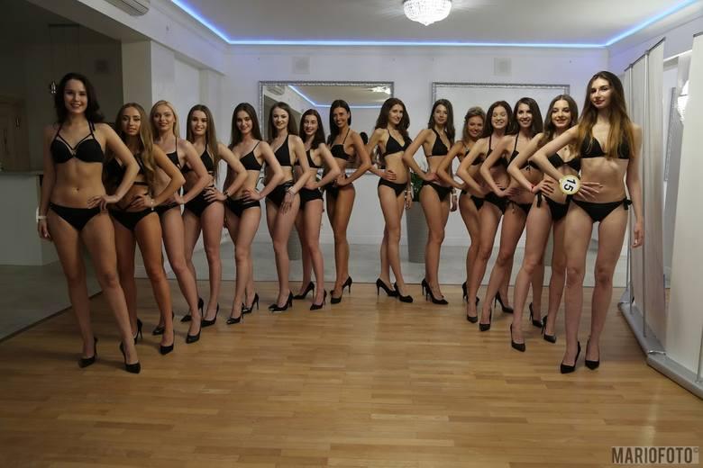 O tytuł Miss Opolszczyzny walczy w tym roku 15 kobiet, a o tytuł Mistera Opolszczyzny ośmiu panów.
