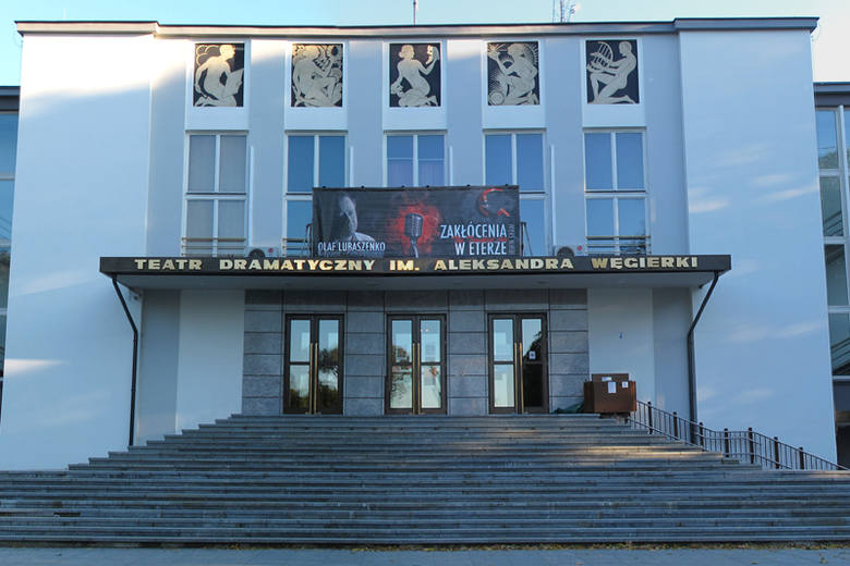 Na parkingu przed Teatrem Dramatycznym można będzie zobaczyć ON AIR.