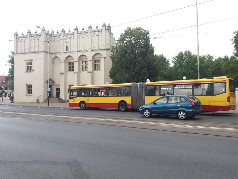 Od 12 kwietnia zmiany w komunikacji miejskiej w Pabianicach