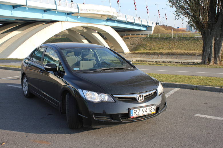 9. Honda Civic