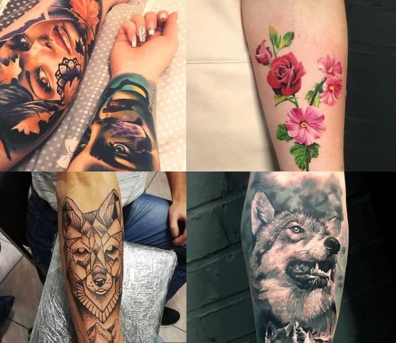 Za pośrednictwem naszego fanpage na Facebooku, poprosiliśmy naszych czytelników, żeby pochwalili się swoimi tatuażami. Wysłali nam kilkadziesiąt zdjęć.