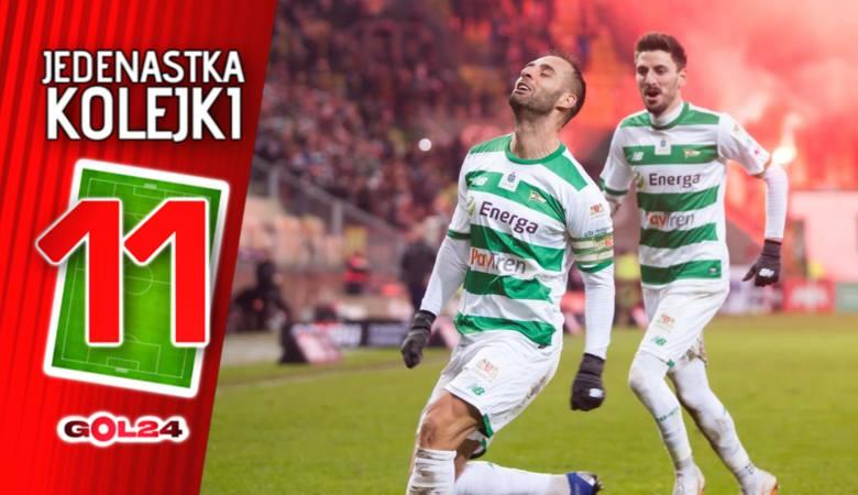 Za nami ostatnia kolejka tego roku. Rzutem na taśmę na ligowe pudło wskoczył Lech Poznań, ale akurat nie jego zwycięstwo było najefektowniejsze. 4:0