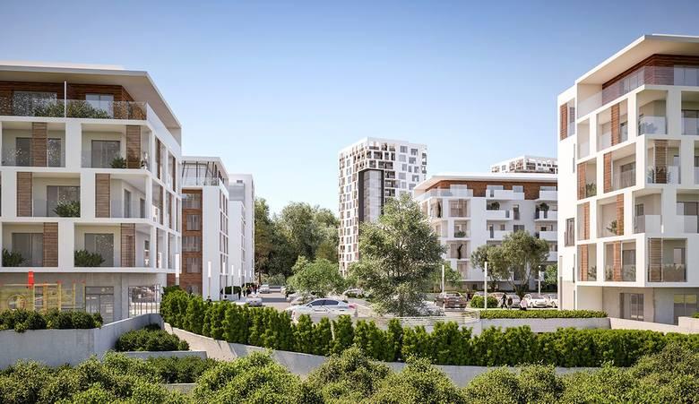 Dzielnica Parkowa w Rzeszowie to nowa inwestycja N.G. Development