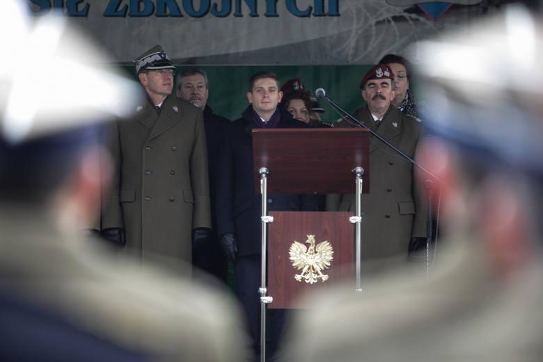 Zmiana warty w Bydgoszczy. Generał za generała [zdjęcia]