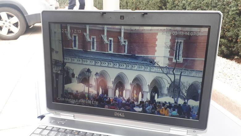 Bezprzewodowe kamery montowane w kilka minut istnieją. Radny Wantuch nie odpuszcza pomysłu ich montażu w Krakowie