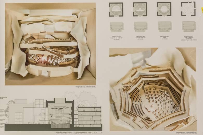 Co dalej z projektem Akademii Muzycznej w Krakowie autorstwa pracowni Frank Gehry? Wciąż nie ma umowy [ZDJĘCIA]