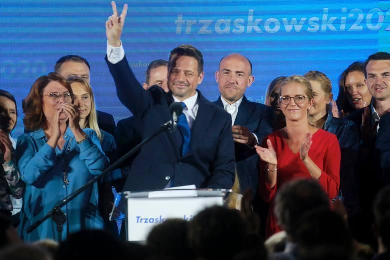 Oto 10 gmin w regionie radomskim, w których najwyższe poparcie w pierwszej turze wyborów prezydenta Polski uzyskał Rafał Trzaskowski, kandydat Koalicji