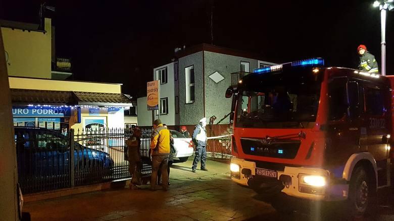 Przed godziną 18 wybuchł pożar w escape roomie przy ulicy Piłsudskiego w Koszalinie. Takiej tragedii w Koszalinie jeszcze nie było! To szok dla mieszkańców,