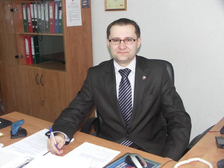 Mirosław Birecki sekretarzem gminy Kluczbork