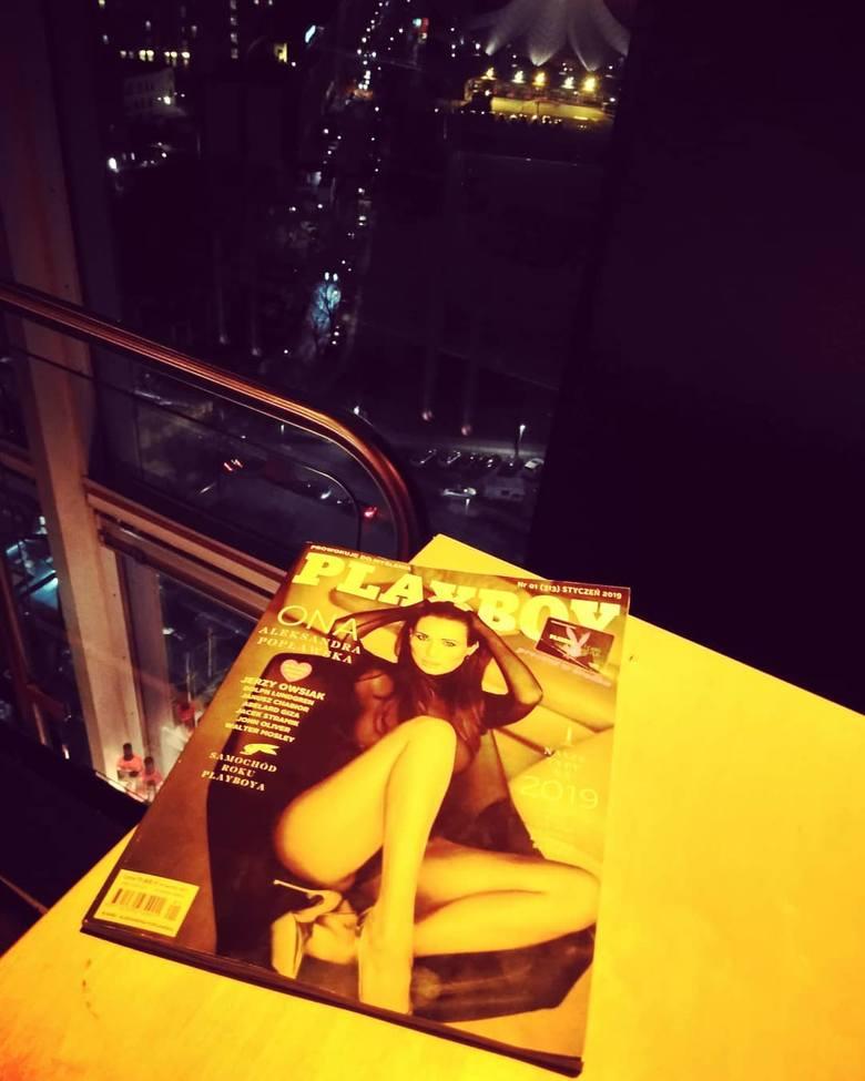 """Aleksandra Popławska wyznała w rozmowie z Playboyem, że jest naturystką: """"gdy tylko mogę, korzystam z plaż dla nudystów"""". Ponadto aktorka"""