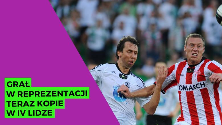 Kiedyś w Ekstraklasie, teraz grają w niższych ligach | TOP Sportowy24
