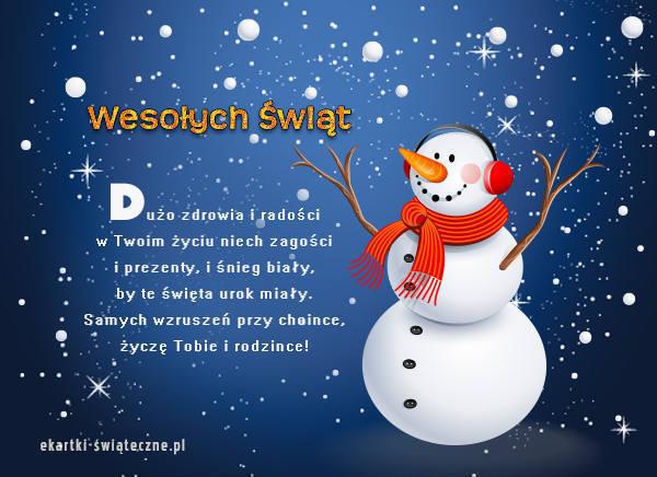 Piękne życzenia Na Boże Narodzenie życzenia