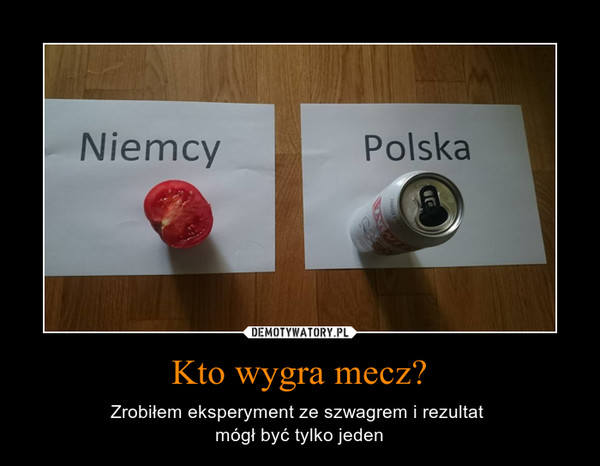 mecz polska niemcy wynik