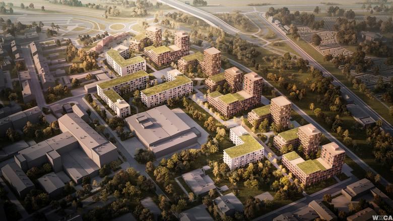 """W najbliższych latach w Bydgoszczy będzie realizowanych bardzo dużo inwestycji, które mocno zmienią oblicze miasta.""""BociaNowe"""" - tak"""