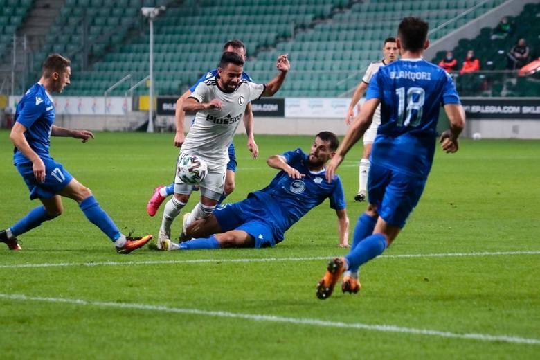 Legia Warszawa awansowała do czwartej rundy eliminacji Ligi Europy, w której zmierzy się z Qarabagiem Agdam. Nie ma wątpliwości, że mistrz Polski będzie