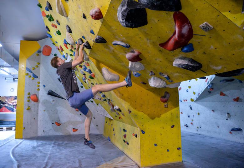 Bouldering - sposób na świetną kondycję