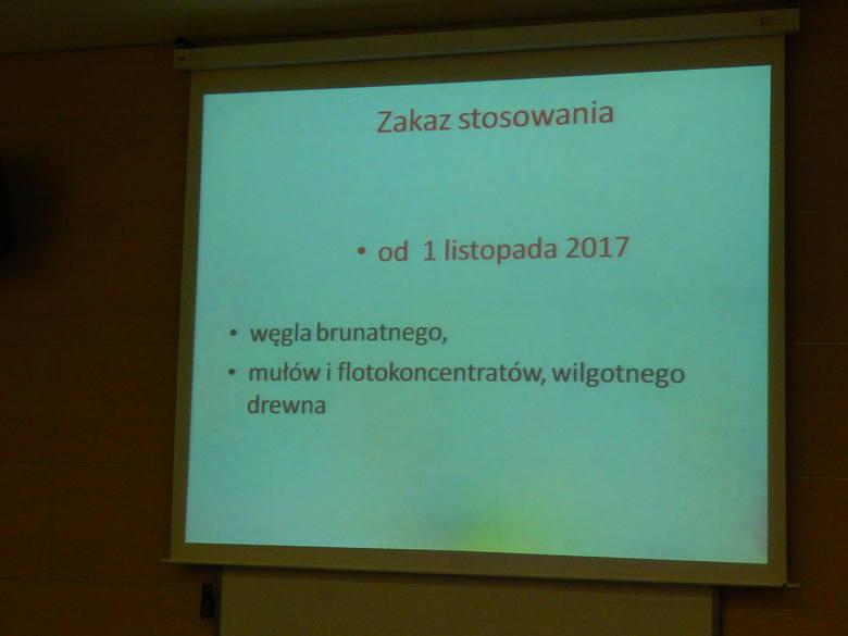 O ustawie antysmogowej debatowali dziś eksperci w urzędzie marszałkowskim.