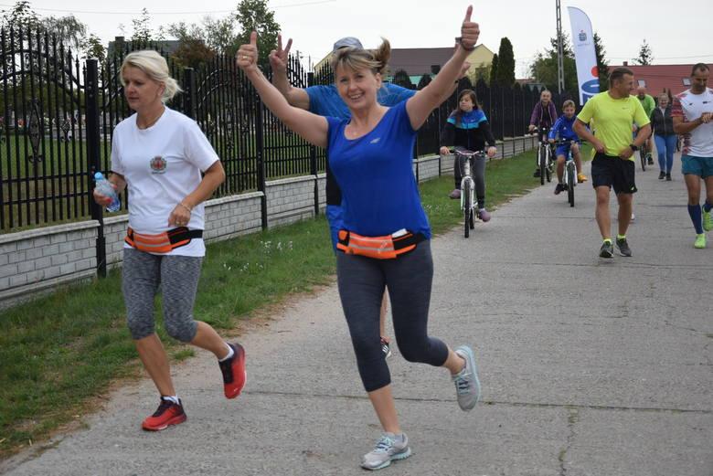 Po raz czwarty w Dzierżowie pobiegli na 50 km. Tym razem dla Ani i Selenii