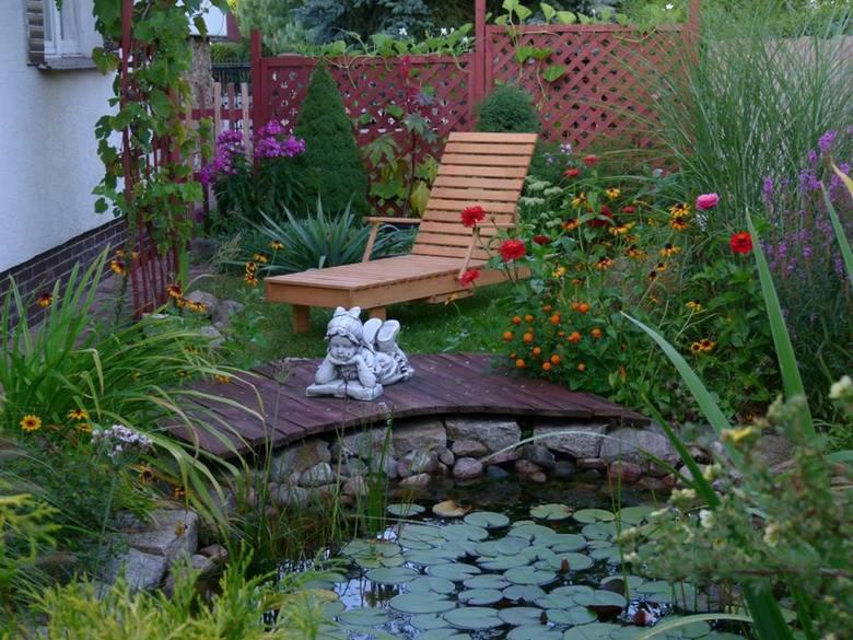 ogród w Zielonej Górze