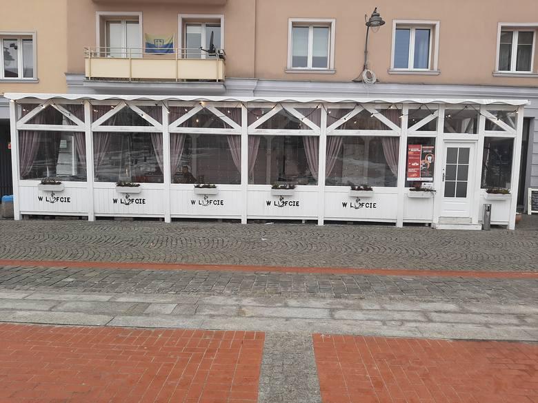 """Kawiarnia """"W Lufcie"""" w Bytomiu wznowiła w pełni swoją działalność w poniedziałek 1 lutego. Zobacz kolejne zdjęcia >>"""