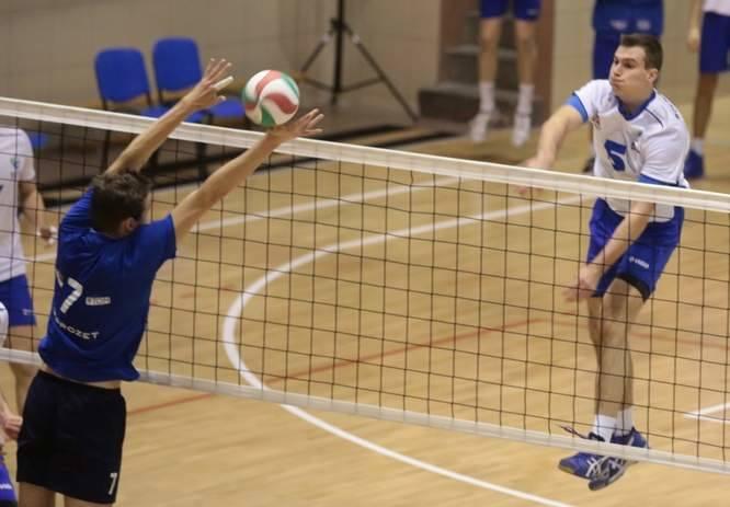 Espadon doznał pierwszej porażki. Na zdjęciu Daniel Zabłocki (atakuje).
