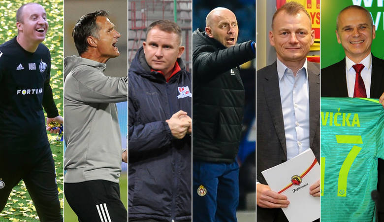 PKO Ekstraklasa. W trakcie tego sezonu sześć klubów zmieniło trenera. Znajdziemy w tym gronie dwóch beniaminków, ale i mistrza Polski, a także zespoły