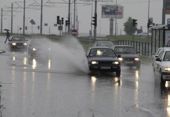 Kiedy w Łodzi przestanie padać? Prognoza pogody na środę 13 lipca