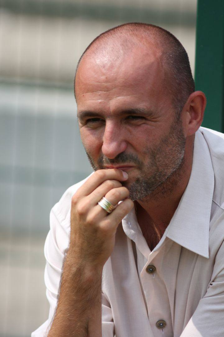 Michał Probierz, był trener Jagiellonii Białystok, w 2008 roku