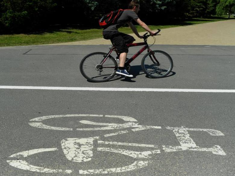 W Przemyślu pierwsze śluzy dla rowerzystów mogłyby powstać najszybciej jesienią br.