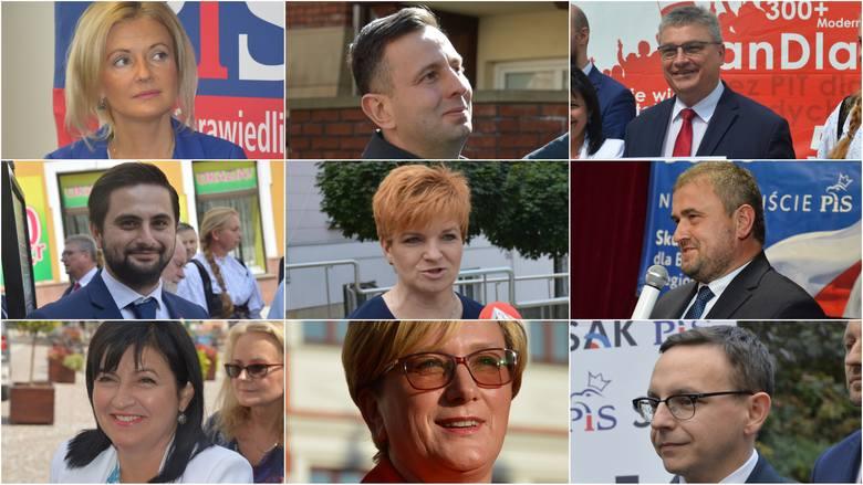 Wybory parlamentarne 2019. Siedem z dziewięciu mandatów poselskich w okręgu tarnowskim dla PiS. Rekordowe poparcie dla Anny Pieczarki
