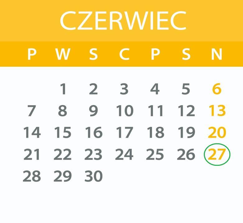 Lista niedziel handlowych w 2021 r.Czerwiec 2021: 1 niedziela handlowa - 27 czerwca Zobacz kolejne zdjęcia. Przesuwaj zdjęcia w prawo - naciśnij strzałkę