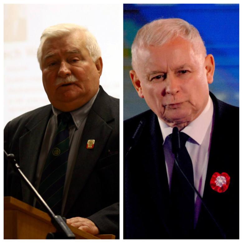 Jarosław Kaczyński chce przeprosin od Lecha Wałęsy. Jest termin posiedzenia