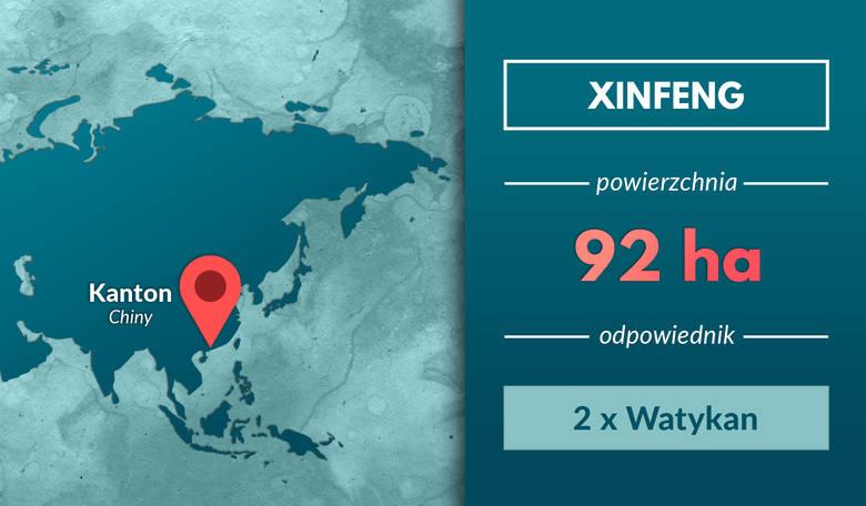 Kanton, jedno z największych chińskich miast, zamieszkiwany jest przez około 14 milionów ludzi. Każdego dnia miasto generuje ponad 8 000 ton odpadów,