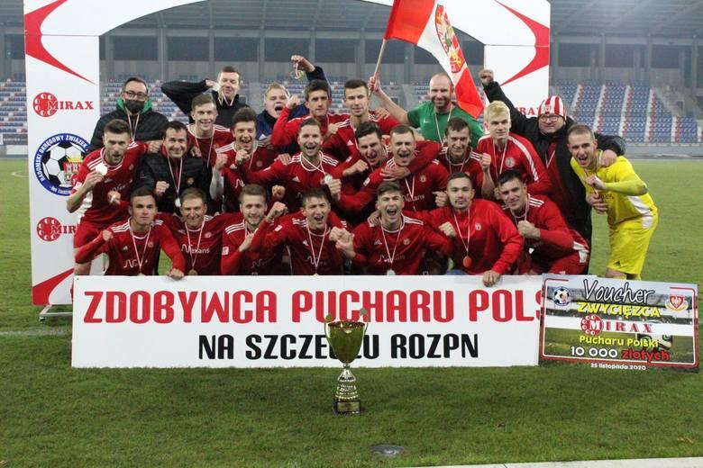 Pilica Białobrzegi pokonała Energię Kozienice w finale Mirax Pucharu Polski. Zapachniało niespodzianką, bo niżej notowana Energia prowadziła do 75 minuty